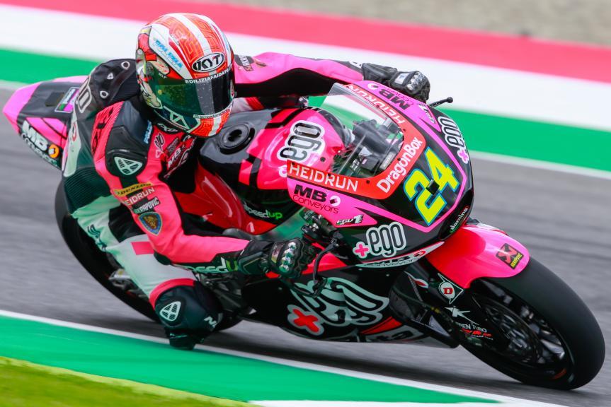 Simone Corsi, Speed Up Racing, Gran Premio d'Italia TIM