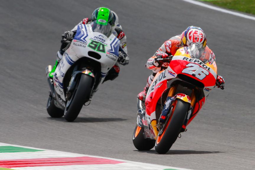 Dani Pedrosa, Repsol Honda Team, Gran Premio d'Italia TIM