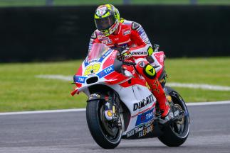 """Iannone: """"Tomorrow we still have to improve some aspects'"""