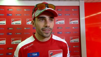 "Pirro: ""We still have to work a lot"""