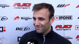 Il pilota francese domina il primo giorno del GP italiano con il primato nelle due sessioni di libere.