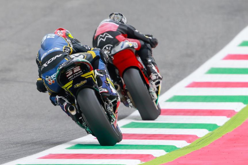 Isaac Viñales, Tech 3 Racing, Gran Premio d'Italia TIM