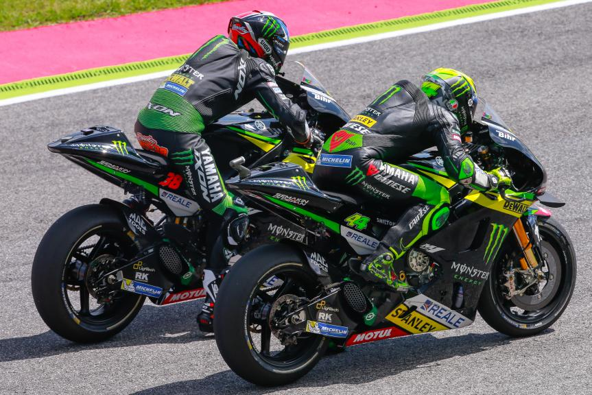 Bradley Smith, Pol Espargaro, Monster Yamaha Tech 3, Gran Premio d'Italia TIM