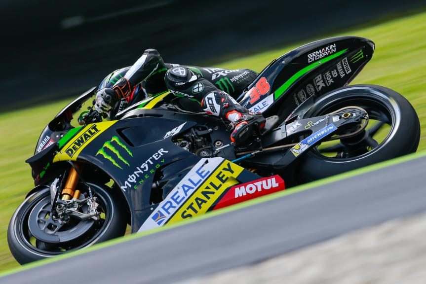 Bradley Smith, Monster Yamaha Tech 3, Gran Premio d'Italia TIM