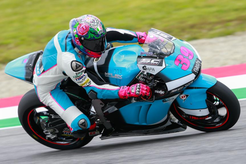 Luis Salom, SAG Team, Gran Premio d'Italia TIM
