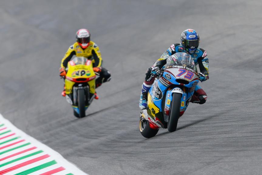 Alex Marquez, Estrella Galicia 0,0 Marc VDS, Gran Premio d'Italia TIM