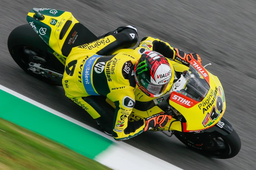 Alex Rins, Paginas Amarillas HP 40, Gran Premio d'Italia TIM
