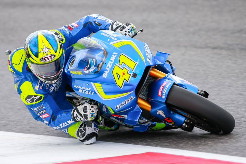 Aleix Espargaro, Team SUZUKI ECSTAR, Gran Premio d'Italia TIM