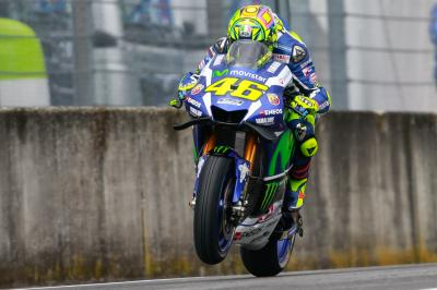 "Rossi: ""The problem is that we are all very close"""