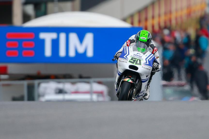 Eugene Laverty, Aspar Team MotoGP, Gran Premio d'Italia TIM