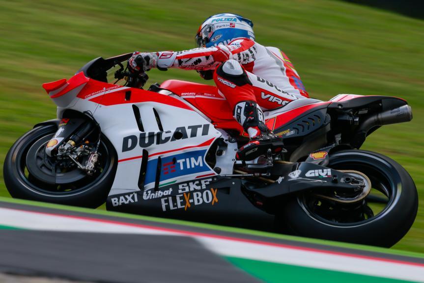 Michele Pirro, Ducati Team, Gran Premio d'Italia TIM