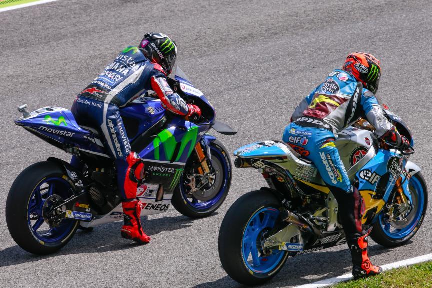 Tito Rabat, Estrella Galicia 0,0 Marc VDS, Jorge Lorenzo, Movistar Yamaha MotoGP, Gran Premio d'Italia TIM