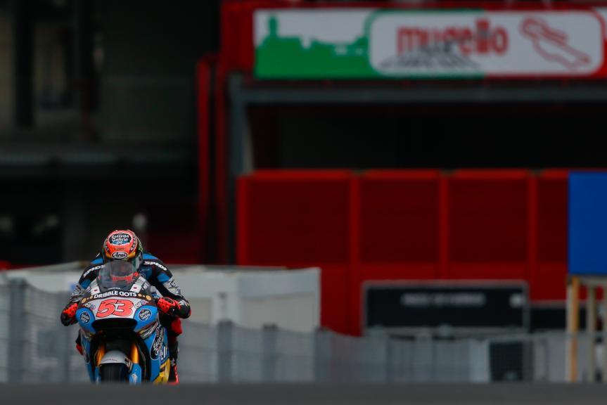 Tito Rabat, Estrella Galicia 0,0 Marc VDS, Gran Premio d'Italia TIM