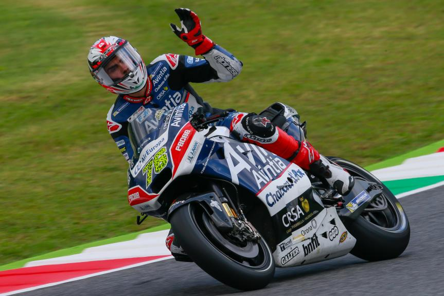 Loris Baz, Avintia Racing, Gran Premio d'Italia TIM