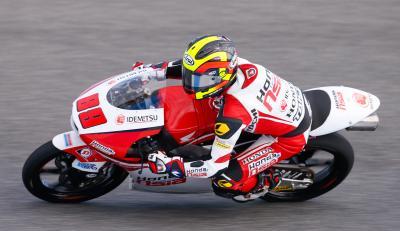 Pawi domina la FP1 de Moto3™