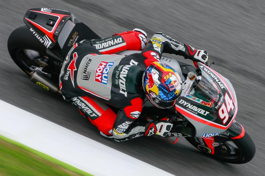 Jonas Folger, Dynavolt Intact GP, Gran Premio d'Italia TIM