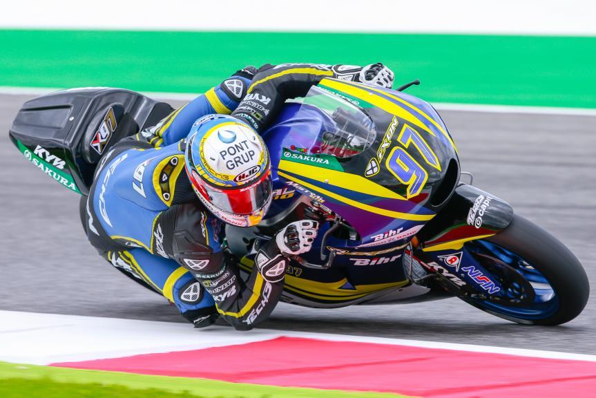 Xavi Vierge, Tech 3 Racing, Gran Premio d'Italia TIM