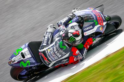 "Lorenzo: ""Things can change with two more practices'"