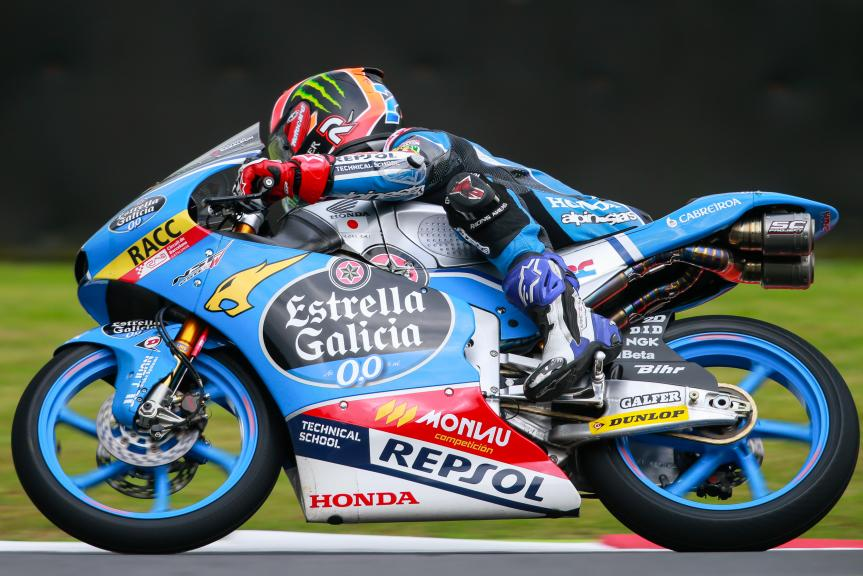 Jorge Navarro, Estrella Galicia 0,0, Gran Premio d'Italia TIM