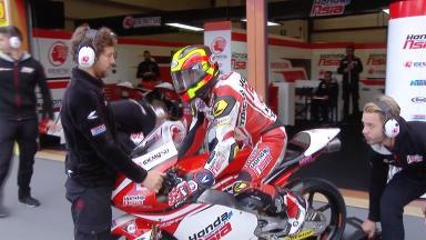 #ItalianGP: FP1 Moto3™