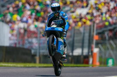 """Fenati: """"Speciale questa pole al GP d'Italia"""""""
