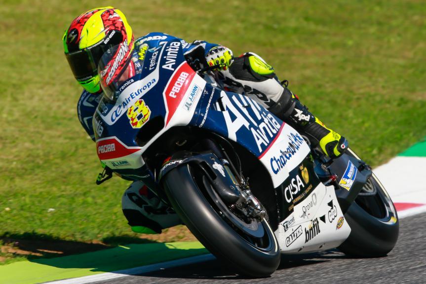 Hector Barbera, Avintia Racing, Gran Premio d'Italia TIM