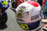 Rossi helmet, Muguello 2007