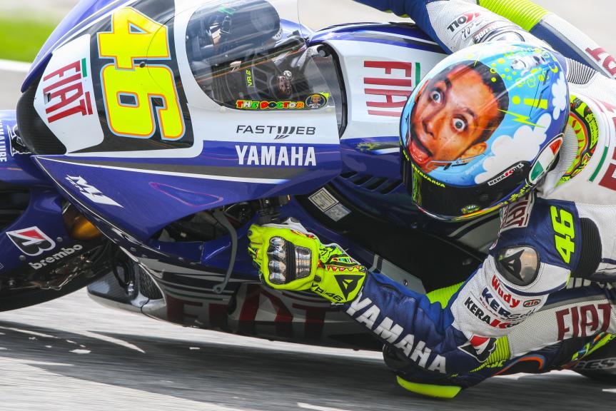 Rossi helmet, Muguello 2008