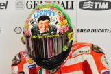 Rossi helmet, Muguello 2012
