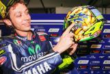 Rossi helmet, Muguello 2014