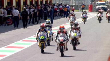 #ItalianGP : Qualifications Moto3™