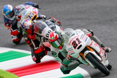 Moto3™ Sunday guide for the #ItalianGP