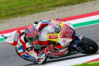 "Lowes: ""We set the pole position on the hard tyre"""