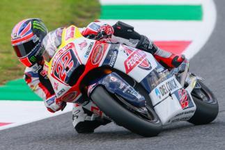 Lowes partirá primero en la carrera de Moto2™