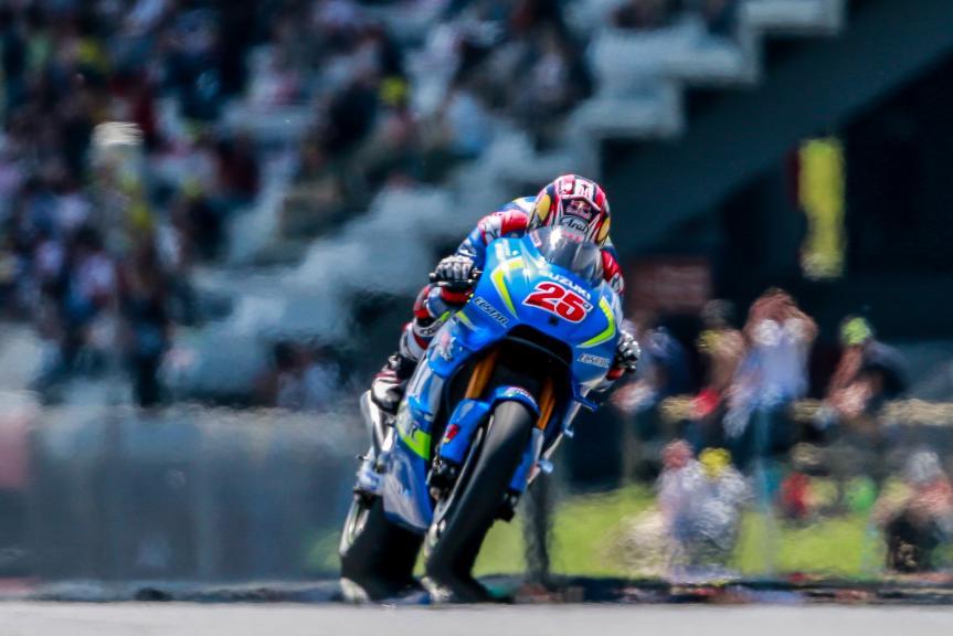 Maverick Viñales, Team SUZUKI ECSTAR, Gran Premio d'Italia TIM