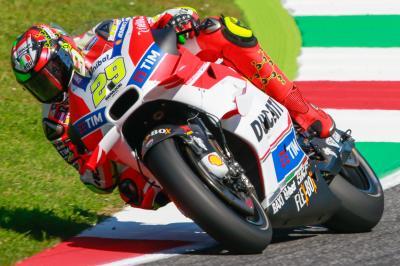 Iannone: Wundervoll für alle Ducatisti
