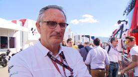 El Dr. Xav Mir habla con motogp.com sobre la lesión de Tito Rabat y los plazos de su recuperación.