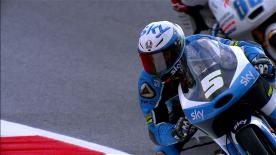 Watch Phillip Fenati ride to pole position for the #ItalianGP.
