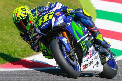 "Rossi: ""A long time since I last had pole here"""