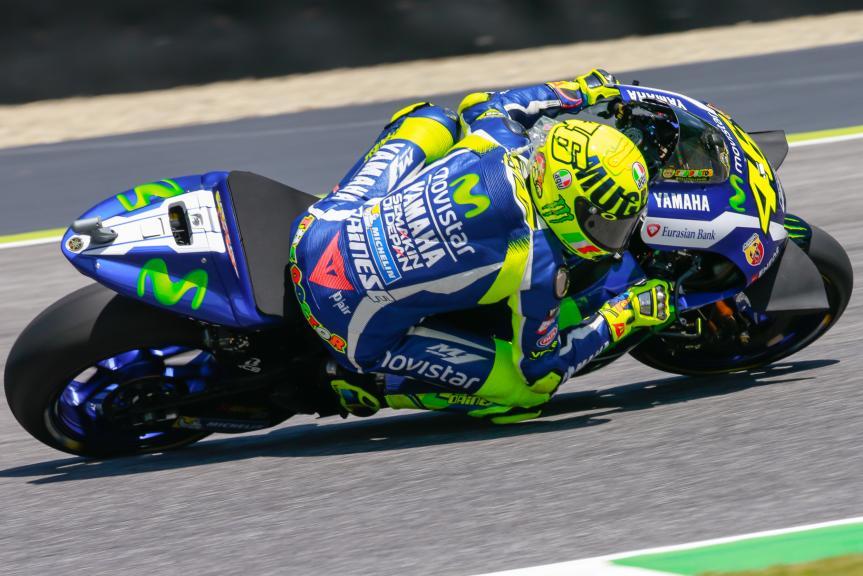 Valentino Rossi, Movistar Yamaha MotoGP, Gran Premio d'Italia TIM