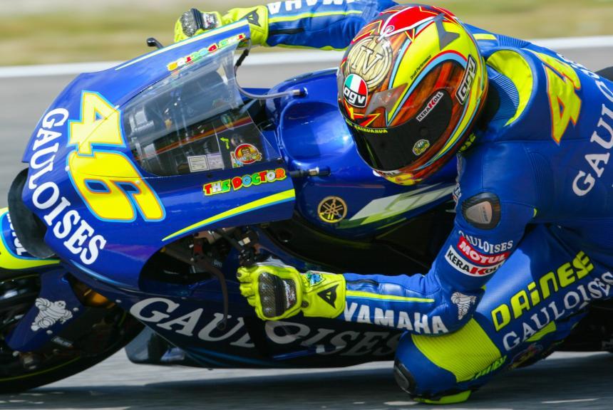 Rossi helmet, Muguello 2004