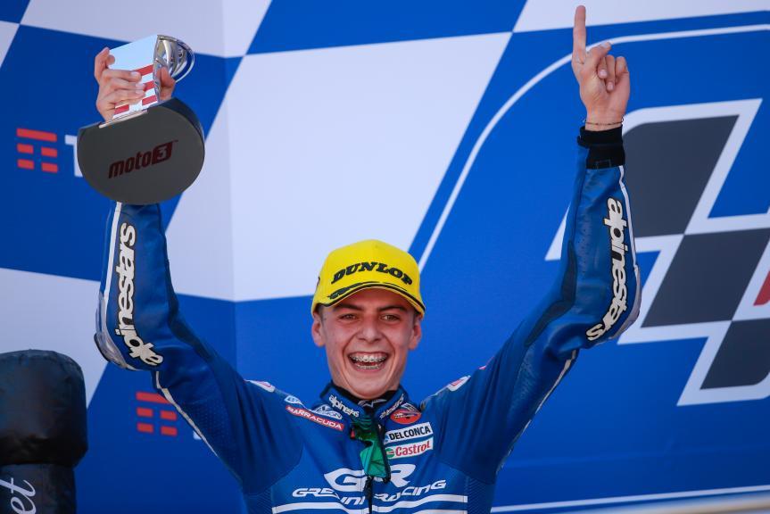 Fabio Di Giannantonio, Gran Premio d'Italia TIM