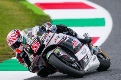 Zarco renoue avec la victoire en dix tours en Italie