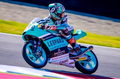Quartararo manque le podium d'un rien en Italie
