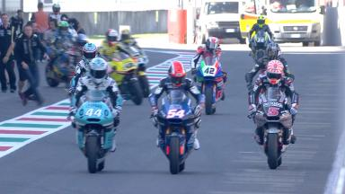 #ItalianGP Moto2™ Warm Up