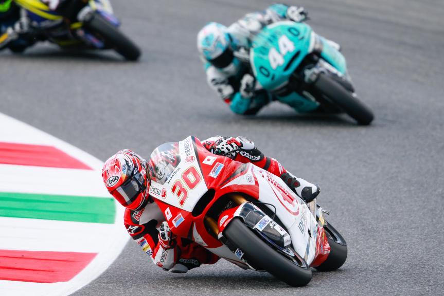 Takaaki Nakagami, IDEMITSU Honda Team Asia, Gran Premio d'Italia TIM