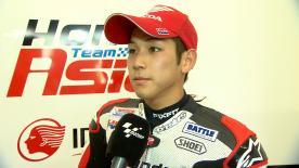 自己最高位タイの6位を獲得した尾野弘樹が決勝レースを振り返る。