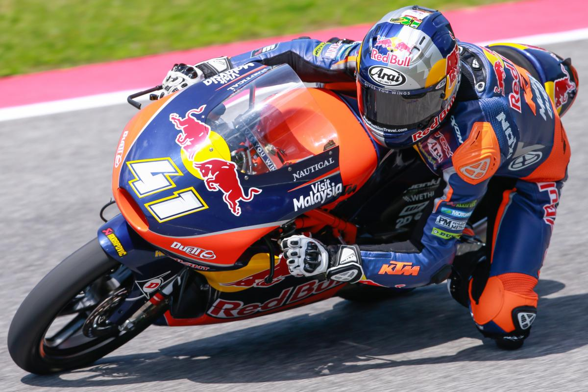 Binder makes it three in a row as title gains momentum | MotoGP™