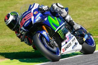 Italien-Drama: Lorenzo schlägt Marquez, Rossi fällt aus