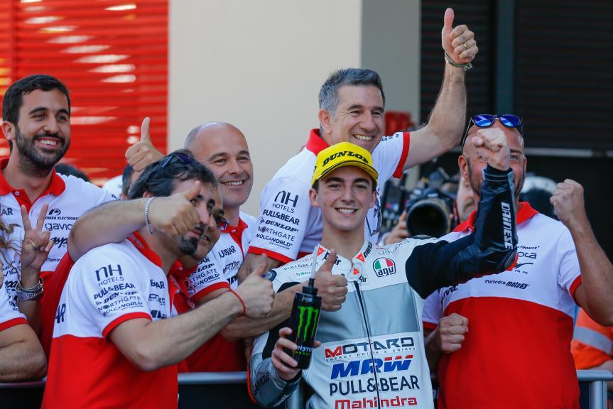 Francesco Bagnaia, ASPAR Mahindra Team Moto3, Gran Premio d'Italia TIM